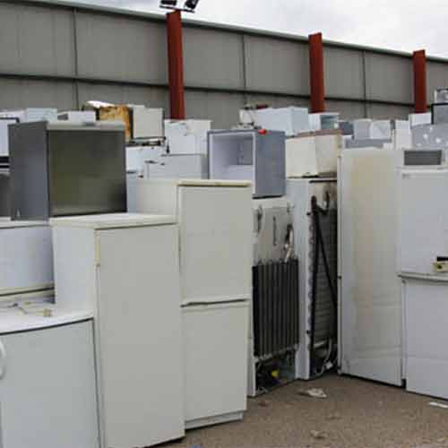 Unwnated fridges and freezers disposed of legally in Portsmouth